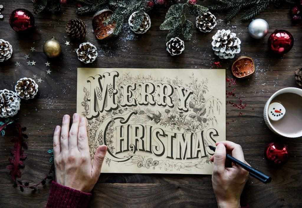 Grazie E Buon Natale.Grazie A Te E Buon Natale Da Jolie Benvenuti